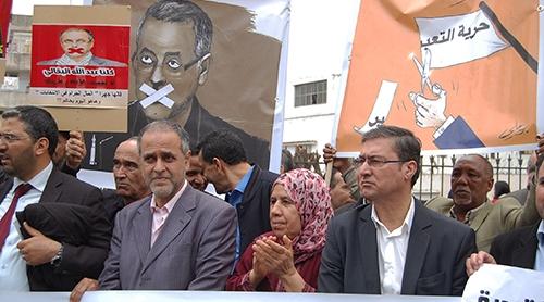 Maroc: la FIJ demande l'abandon des poursuite en diffamation contre le président du SNPM