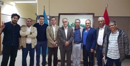 بيان مشترك بين النقابة الوطنية للصحافة المغربية والجامعة الوطنية للصحافة والإعلام وَالإتصال (إ.م.ش)