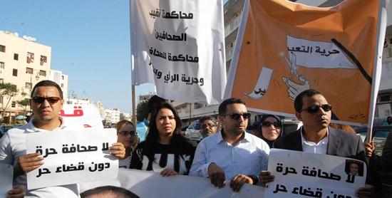 خالد الطرابلسي: ضرورة ملائمة التهم الموجهة للبقالي مع قانون الصحافة الجديد