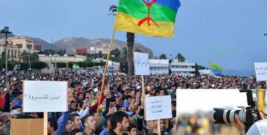 بلاغ حول اعتقال صحفي جزائري وسط نشاط احتجاجي بمدينة الناظور