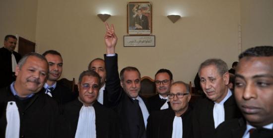 إعلان عن الوقفة التضامنية مع الزميل عبدالله البقالي الثلاثاء 03 يناير